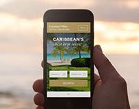 Cayman Villas | Branding, Rédaction web - EN