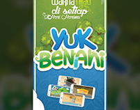 Design xBanner - YUK BENAHI