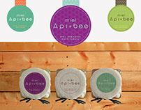 Branding para Productos - A P I . B E E