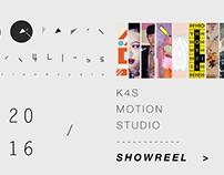 REEL | K4s Motion Studio 2016