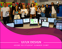 2019 Adobe XD Student Summer Camp 3