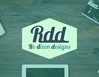 Portfolio Site Design & Branding