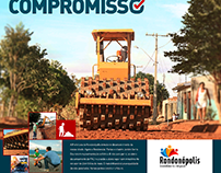 Campanha Prefeitura de Rondonópolis