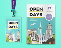 University of Portsmouth 2016 entry campaign materials