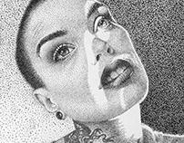 Vinila in the mirror - Motel llamado mentira