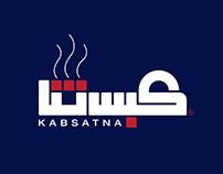 Kabsatna Restaurant Branding