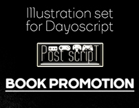 Book promotion for Dayoscript