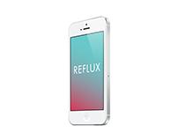 Reflux App Concept