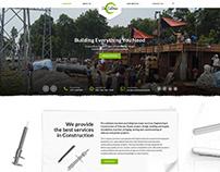 ProSoutionsTeam - website design