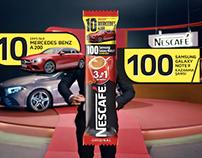 Nescafe 3ü1 Arada - Ünlüsünden ünlü 2019 Promosyon