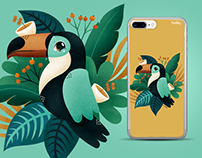 Cases para Smartphone Bichinhos
