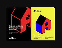 Atlas Brand Identity Design.