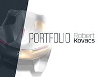Portfolio 2015 // Robert Kovacs