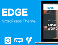 Edge WordPress Theme - Business and Corporate