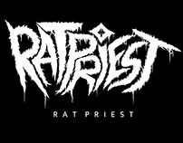 RAT PRIEST - Fictional Logo
