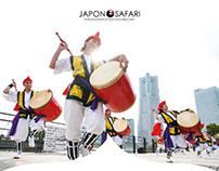Japon Safaris - Multisite Intégration