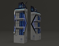 Loreal Serioxly FSU & CDU Design
