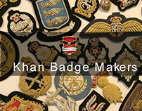 Khan Badge Makers