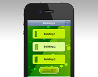 Energy Control iPhone App