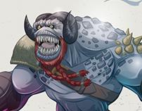Big Gimmick: Norse God Vali