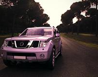 Nissan Pathfinder Render