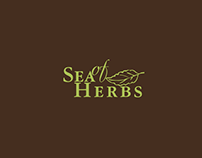 Sea of Herbs Branding