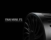 VICXXO - MINIFAN F1
