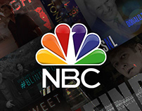 NBCUniversal – Key Art + Motion for Social Media