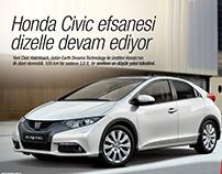 Honda Civic Dizel