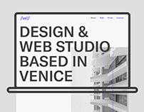 Vel studio website
