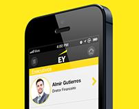 EY – Aplicativo perfil de executivos