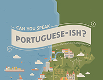 Can you speak Portuguese-ish ?