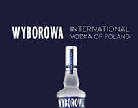 Wyborowa International Vodka of Poland