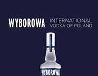 Wyborowa International Vodka of Poland