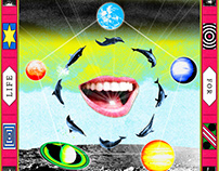 Supercluster Illustrations