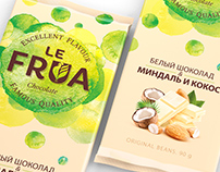 Le Frua. New packaging design