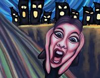 Moonlit Scream