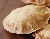 cách làm Bánh Tai Yến– Bird's Nest Cake