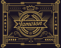 JAMESON FOR GATSBY. FREE DOWNLOAD