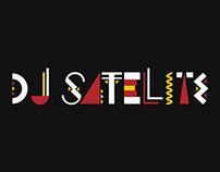 DJ SATELITE - Logo