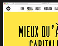 Eden Charleroi Web Design