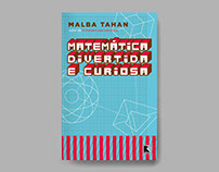 Book cover – Fun and curious maths