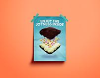 Chocolate Cake (Advertising Items)