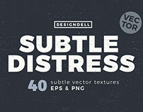 Subtle Distress Vector Textures