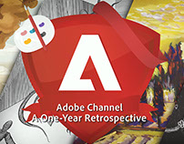Adobe Channel One-Year Retrospective Reel