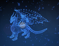 3D Animals Particle