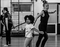 Portraits from a Ballet Class