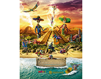 Cirque du Soleil – Mexico Fantasy