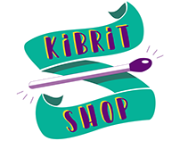 Kibrit Shop Logo Process