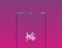 Hal TV iOS App